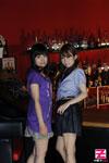 酒井はな(左)と美咲結衣(右)